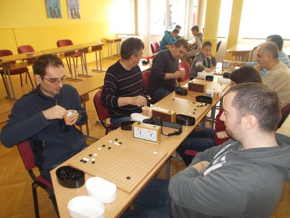 Pro-Go vs Beograd 2