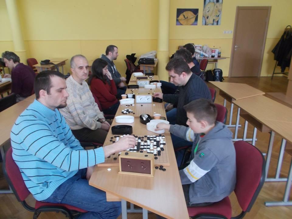Beograd 2 vs Pro-Go
