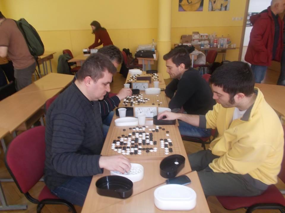 Beograd vs Pro-Go 2
