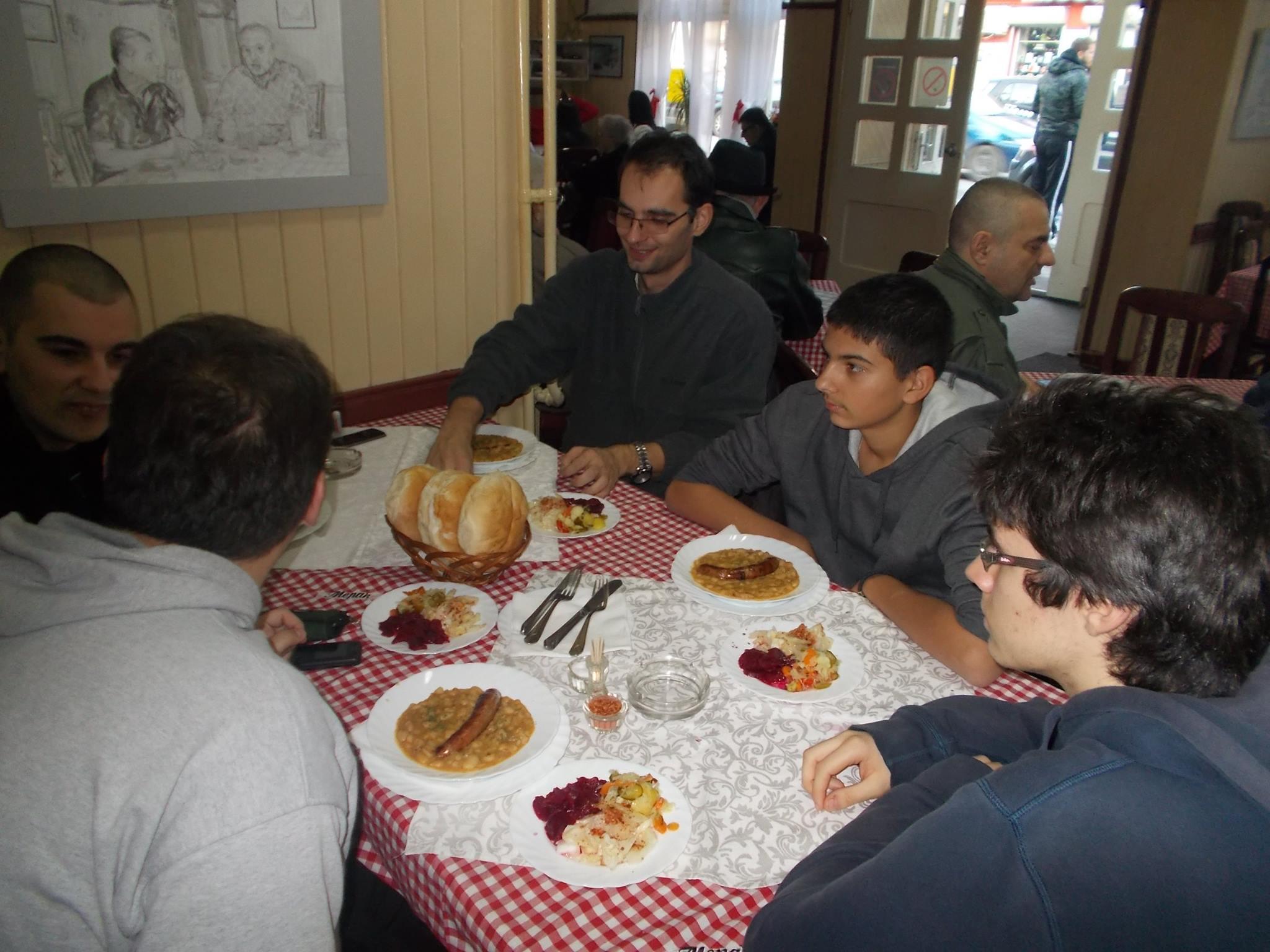 Ručak u Staroj Srbiji
