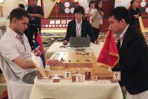 Dule igra protiv igrača iz Malezije